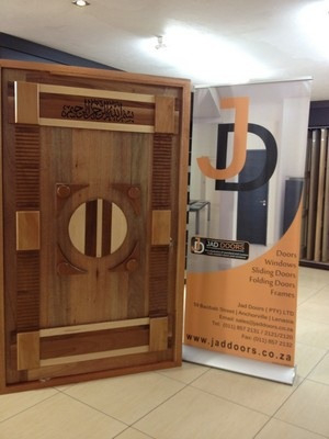 Pivot doors by Jad Doors