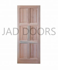 Apollo 6 Single Exterior Door