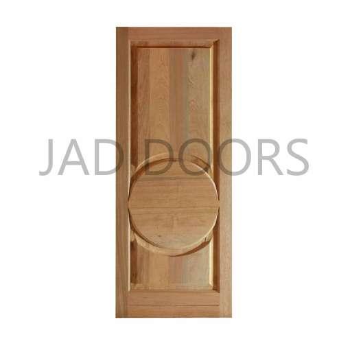 Apollo Circular Single Exterior Door