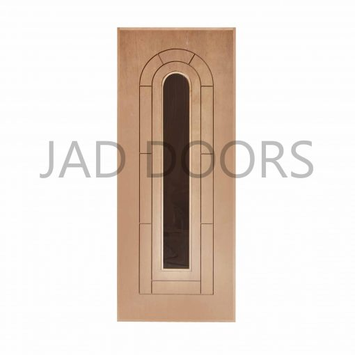 Aquila Arch Single Exterior Door
