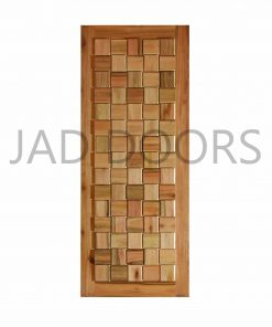 Cobble Single Exterior Door