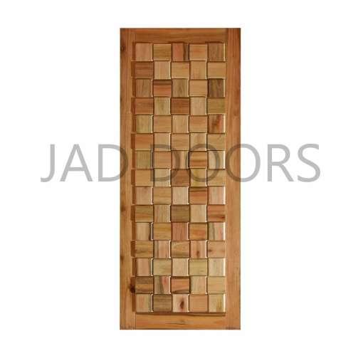Cobble Single Exterior Door