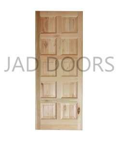 Saligna 10 Single Exterior Door