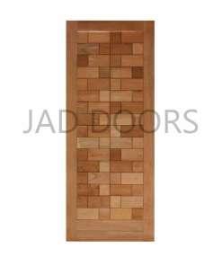 Capella Full Single Exterior Door